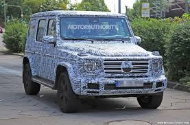 pic of mercedes interior of generation mercedes g class leaked