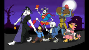 monster mash undertale halloween special youtube