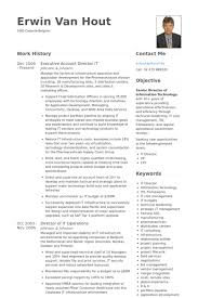 It Manager Resume Examples by Account Director Resume Samples Visualcv Resume Samples Database