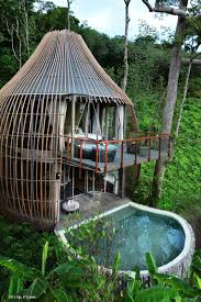 tree house pool villa at if its hip its here cool pools