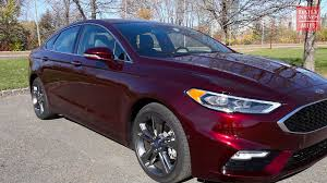 short report 2017 ford fusion sport ny daily news