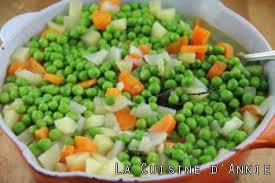 legume a cuisiner recette jardinière de légumes nouveaux la cuisine familiale un