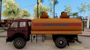 maz car maz 500 tank for gta san andreas
