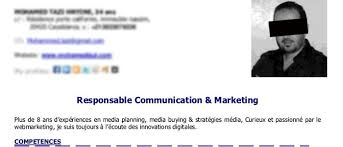 Examples Of Resume Title by Want To Find A Job In France How To Create The Perfect French
