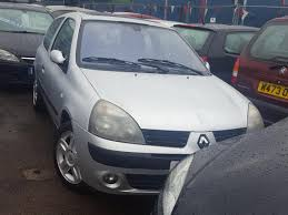 used renault clio dynamique 2005 cars for sale motors co uk