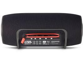 Living Room Bluetooth Speakers Jbl Xtreme Black Bluetooth Speaker Jblxtremeblkus
