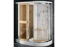 cabine de avec siège intégré cabine de grand luxe la 100 plaisir côté maison