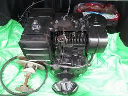 11 hp briggs and stratton on mini baja question