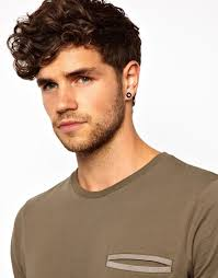 black earrings for guys 48 guys with black earrings diamond earrings guys wearing