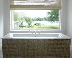 Soaker Bathtubs Mansfield Drop Soaker Tub Houzz