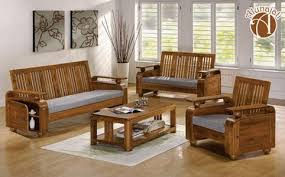 Wood Sofa Themoatgroupcriterionus - Teak wood sofa set designs