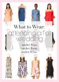what to wear attending a fall wedding u2014 fizz and fade