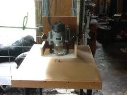 making a pin router woodworking talk woodworkers forum