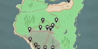 La Gang Map Take A Road Trip To Gta V U0027s Most Incredible Real Life Locations