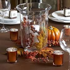 simple autumn wedding table decorations fall wedding centerpieces