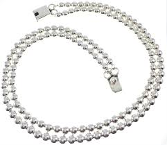 double strand beaded necklace images Mexico double strand beaded necklace mexican silver store jpg
