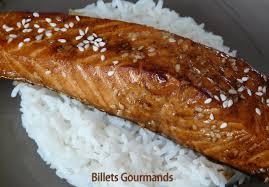 comment cuisiner le pavé de saumon pavé de saumon caramélisé au sésame billets gourmands