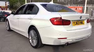 bmw series 3 white bmw 3 series 320d luxury white 2013