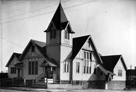 burned church was filming location for spokane b movie u201cthe