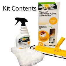 hardwood floor care pallmann hardwood floor cleaner
