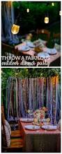 throw a fabulous outdoor dinner party the love nerds