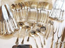 french country 73 pieces vintage 1950s towle sterling silver
