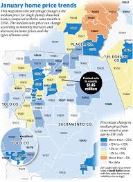 Sacramento Ca Zip Code Map by Sacramento County Home Sales See Seasonal Dip But Strong Year