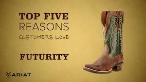 top 5 ariat futurity men u0027s cowboy boot youtube