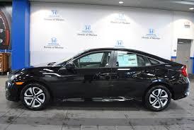2017 used honda civic sedan lx cvt w honda sensing at honda of