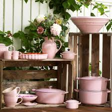 Pink Kitchen Accessories by