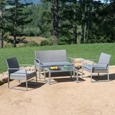 modern patio sets allmodern