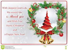 christmas thank you cards christmas thank you cards 2017 best template idea