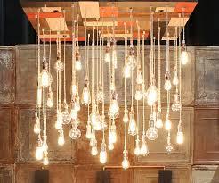 Light Bulb Chandeliers Chandelier Stunning Light Bulb Chandelier Marvellous Light Bulb
