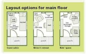 cabin layout plans free bunkie plans a diy shed wny handyman
