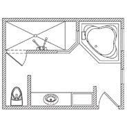 Bathroom Design Floor Plans Floor Plan Options Bathroom Ideas Planning Bathroom Kohler