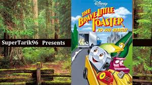 The Brave Little Toaster To The Rescue Disney The Brave Little Toaster To The Rescue Menu Youtube