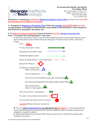 Evacuation Floor Plan Template by Best Photos Of Emergency Evacuation Drill Form For Ambulatory