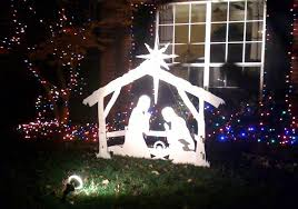 lighted outdoor nativity outdoor nativity sets 20 wonderful outdoor lighted nativity