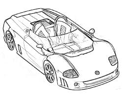sports cars drawings awesome race car coloring pages 61 for your line drawings with