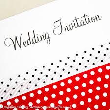 polka dot wedding invitations retro polka dot wedding invitations vintage wedding stationery