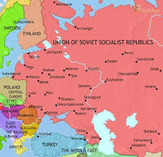 russia map map of russia at 1960ad timemaps