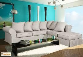 canapé d angle fixe canapé d angle fixe fibres et bultex 245x94 244cm canada 25 coloris