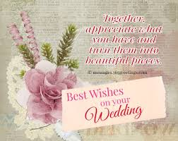 wedding wishes to niece wedding wishes and messages 365greetings