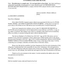 Terminate Lease Letter Great Examples Of Termination Letters U2013 Letter Format Writing