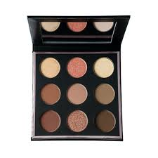 makeup in the 9 color eyeshadow palette makeup