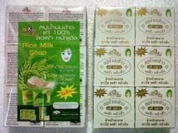 Sabun Thailand distributor sabun beras original thailand bukan kamboja