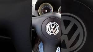 cambiar hora vw derby youtube