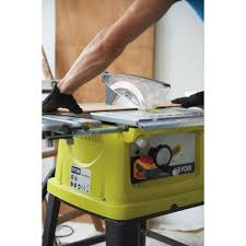 ryobi ets1526hg table saw from conrad com