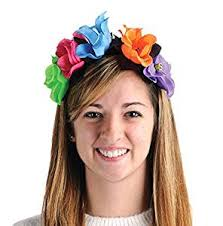 hippie flower headbands cheap hippie flower headbands find hippie flower headbands deals
