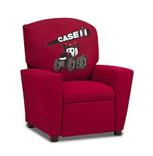 Toddler Recliner Chair Kids Recliner Chair U2013 Case Ih Cool Kids Chairs